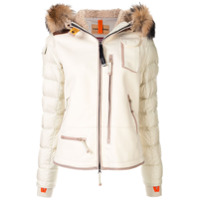 Parajumpers Hooded Puffer Jacket - Neutro