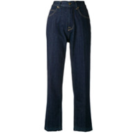 Golden Goose Deluxe Brand Calça Jeans Reta 'komo' - Azul