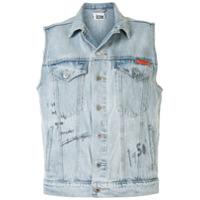 Izzue Colete Jeans - Azul