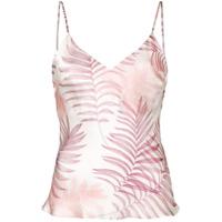 Gilda & Pearl Blusa De Pijama Slim - Rosa