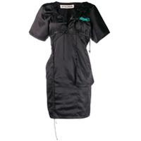 Ottolinger Vestido Assimétrico - Preto