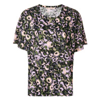 Marni Camiseta Estampada - Verde