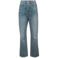 Eve Denim Calça Jeans Cintura Alta - Azul
