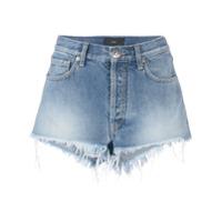 Alanui Short Jeans - Azul