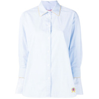 Hilfiger Collection Layered Sleeve Shirt - Azul