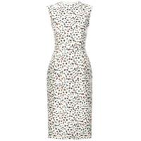 Jason Wu Collection Vestido Com Estampa Floral - Branco