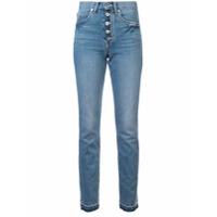 Eve Denim Calça Jeans Slim - Azul
