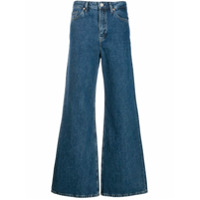 Tommy Jeans Calça Jeans Flare - Azul