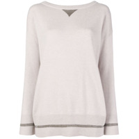 Lorena Antoniazzi Knitted Sweater - Neutro