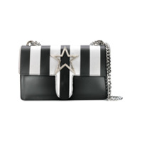 Marc Ellis Xenia Shoulder Bag - Preto