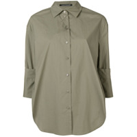 Luisa Cerano Three-Quarter Sleeve Shirt - Verde