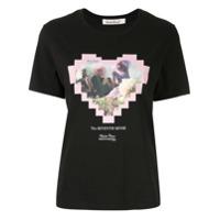 Undercover Camiseta 'love Heart' - Preto