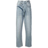 Jovonna Calça Jeans 'yves Mum' - Azul