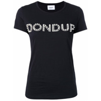 Dondup Camiseta Mangas Curtas - Preto