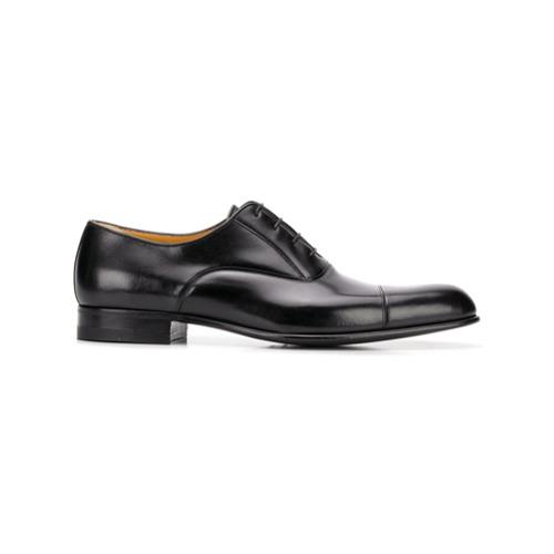 Imagem de A. Testoni classic Oxford shoes - Preto