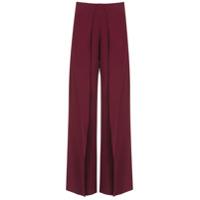 Fillity Calça Pantalona - Vermelho