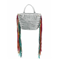 Anya Hindmarch The Neeson Tote - Prateado