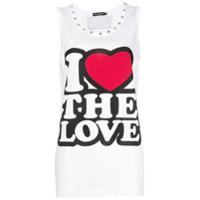 Dolce & Gabbana Regata 'i Love The' - Branco