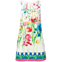 Blugirl Vestido Floral - Neutro