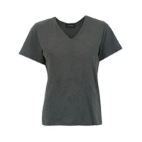 Olympiah T-Shirt 'malta' Com Recortes - Cinza