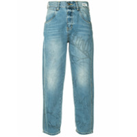 Ground Zero Calça Jeans Boyfriend - Azul