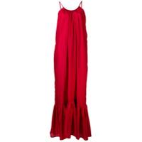 Kalita Vestido Longo Brigitte - Vermelho