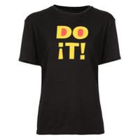 6397 Camiseta 'do It Boy' - Preto