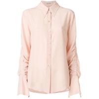 Stella Mccartney Camisa De Seda - Rosa