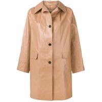 Kassl Trench Coat Impermeável - Marrom
