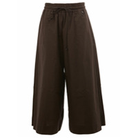 Toogood 'the Boxer' Cropped Trousers - Long Tar
