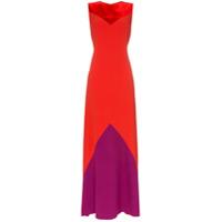 Givenchy Vestido Longo - Vermelho