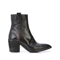 Fauzian Jeunesse Ankle Boot Clássica - Nero