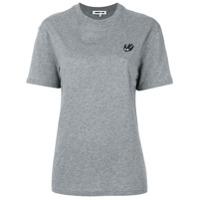 Mcq Alexander Mcqueen Camiseta 'swallow' - Cinza