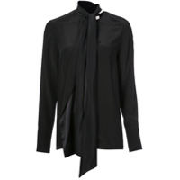 Jason Wu Collection Blusa De Seda - Preto