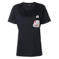 Dr. Martens Camiseta Sailing Ship - Preto