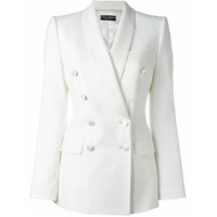 Dolce & Gabbana Blazer Com Abotoamento Duplo - Branco