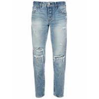 Moussy Vintage Calça Jeans Wilburtha - Azul