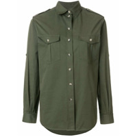 Holland & Holland Camisa 'safari' - Green