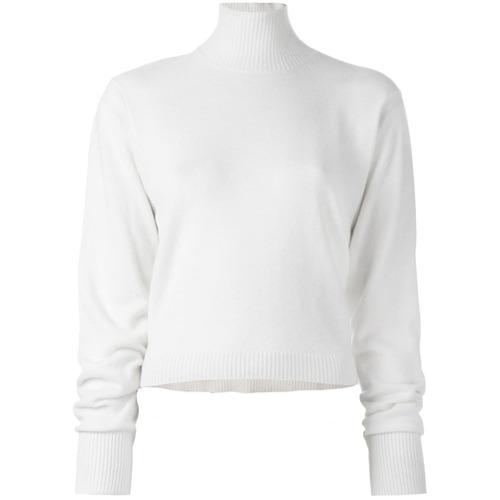 Le Kasha Suéter de cashmere - Branco