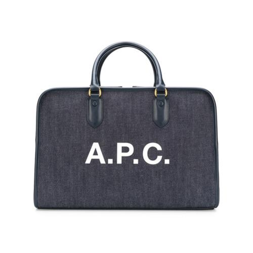 Imagem de A.P.C. Bolsa tote 'Sylvie' - Azul