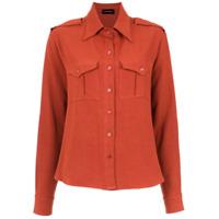 Olympiah Camisa 'inca' - Vermelho