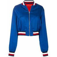 Hilfiger Collection Jaqueta Bomber 'utility Souvenir' - Azul