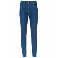 A.brand Calça Jeans Skinny - Azul