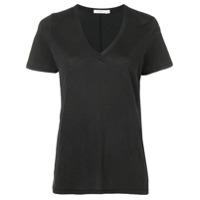 Rag & Bone Camiseta Gola V - Preto