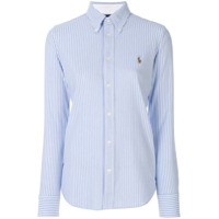 Ralph Lauren Camisa Listrada - Azul