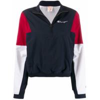 Champion Half-Zip Colour-Block Jacket - Azul