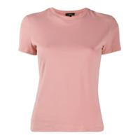 Theory Camiseta Clássica - Rosa