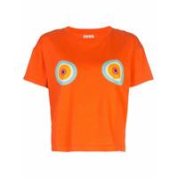 Lhd Camiseta The Logo - Laranja