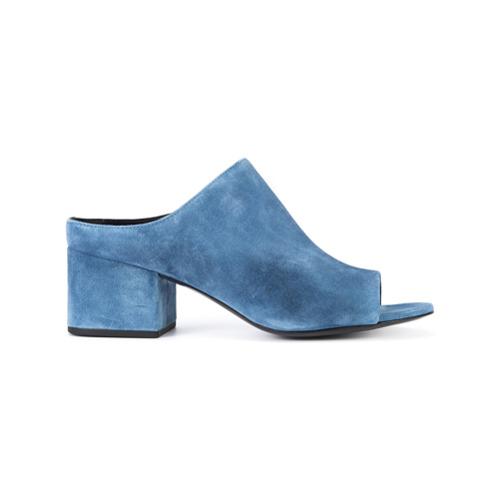 Imagem de 3.1 Phillip Lim Sapato mule de couro - Azul