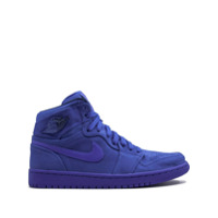 Jordan Tênis 'air Jordan 1' - Azul